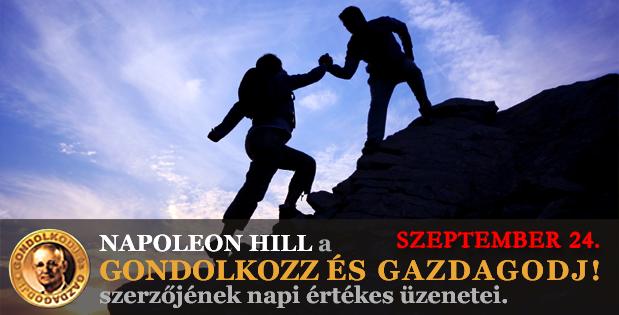 Napóleon Hill - Sep.24.