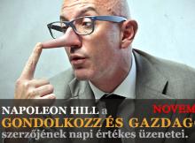 lukács ferenc blogja Napoleon Hill 11_06 blog