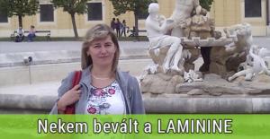 Laminine őssejt
